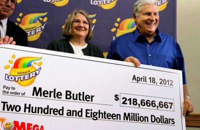 Record di jackpot della lotteria - lottery jackpot records - qwe.wiki