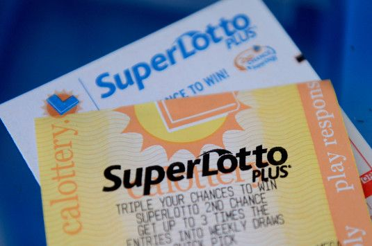California state lottery superlotto plus - how to play from Russia | lottery world