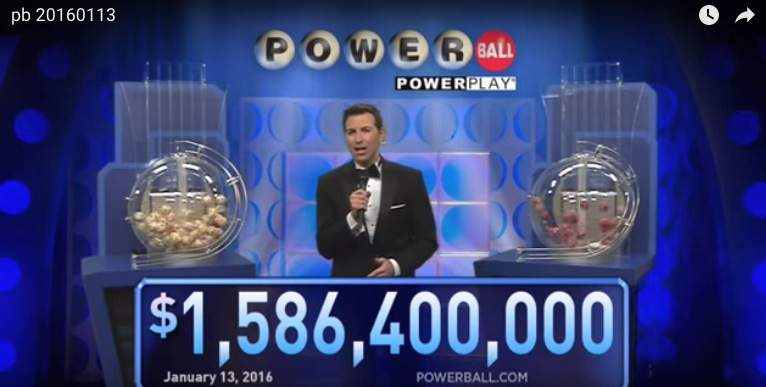 Рекорды лотерейных джекпотов - lottery jackpot records - qwe.wiki