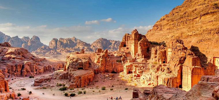 Иордания: горячие предложения, полезная информация, лучшие отели, достопримечательности