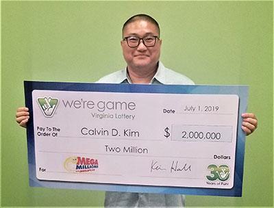 Virginia (vilje) lotterieresultater - seneste vindende numre