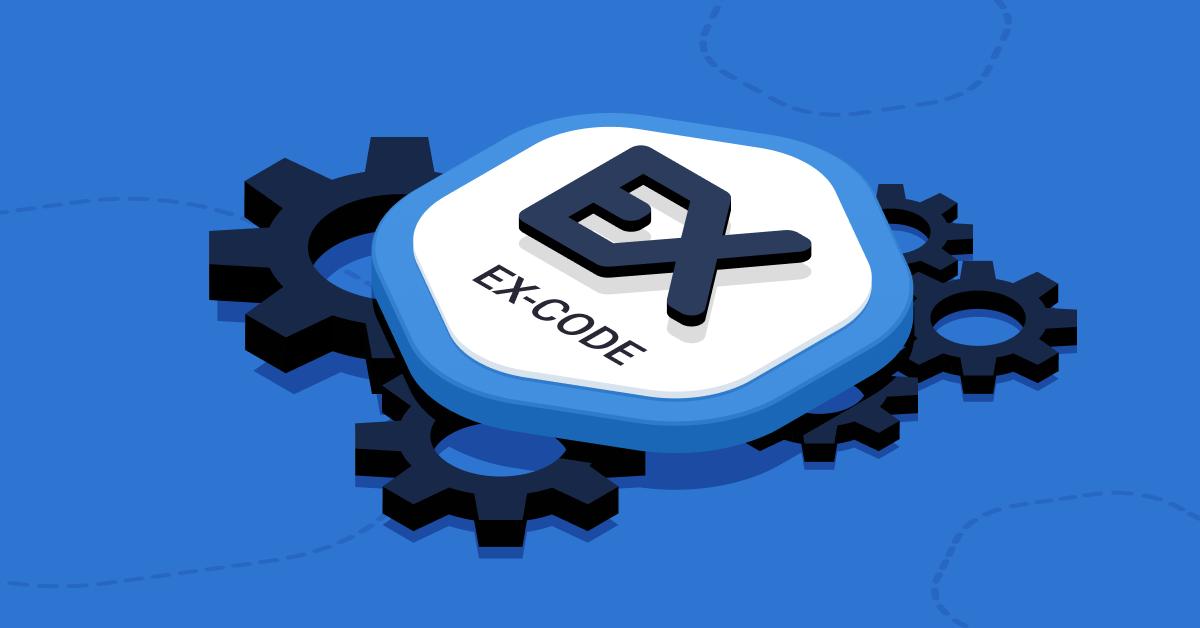 Ex-code (эксмо код): что это такое и как работает