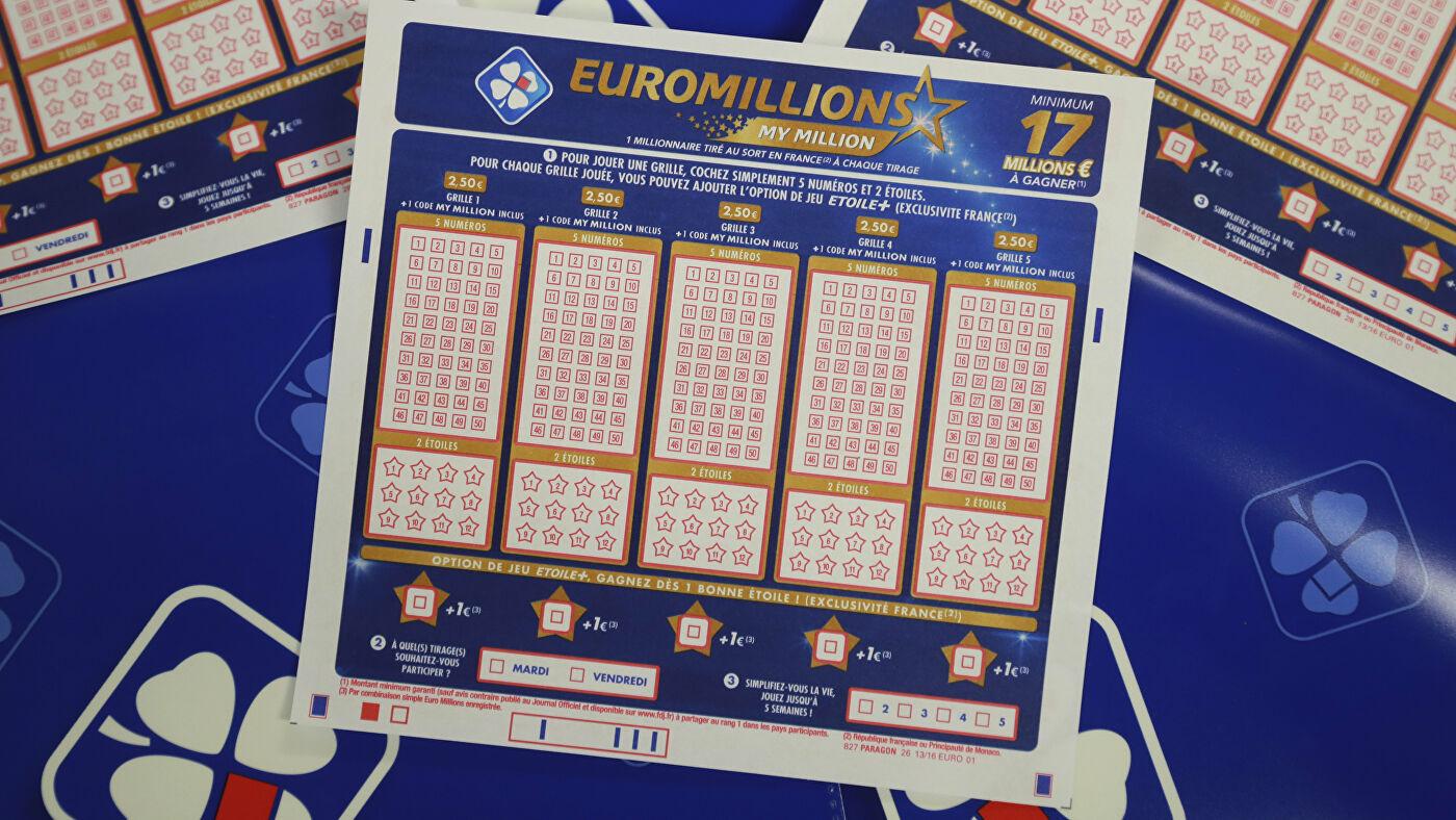 Результаты лотереи «евромиллионы» | тираж: 1338 | 17 июля 2020