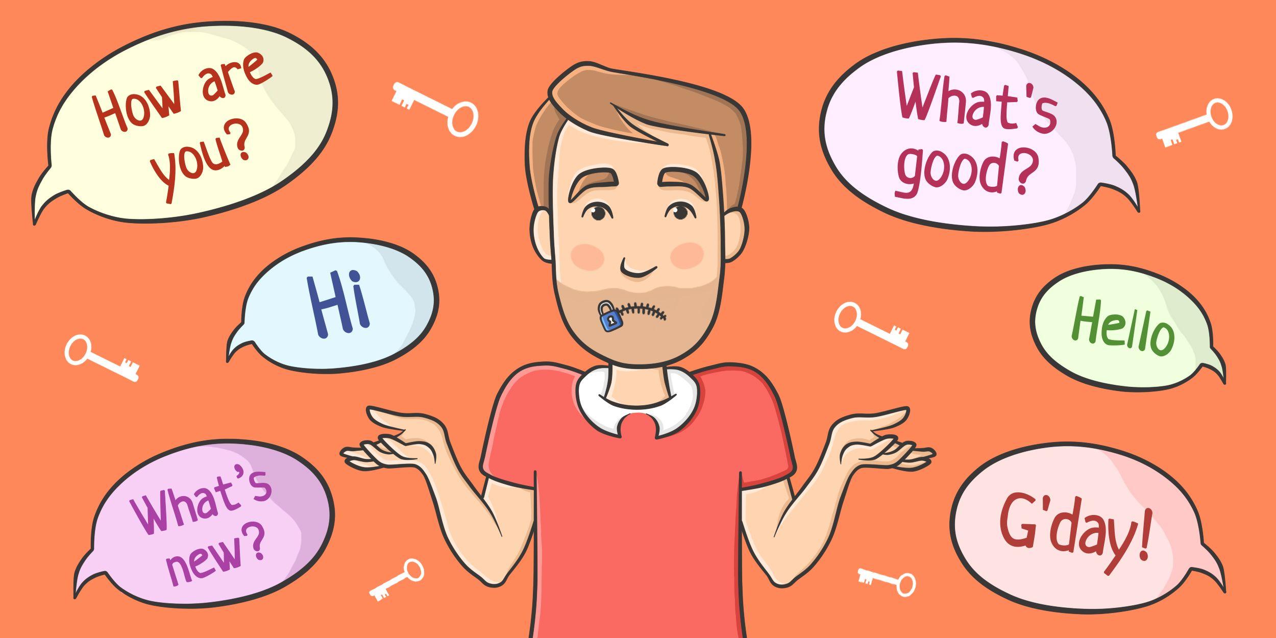 Разговорные клубы английского онлайн