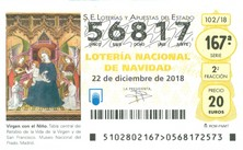 Испанская лотерея el gordo