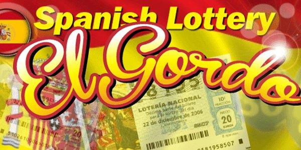 Испанская лотерея el gordo de la primitiva —как играть из россии   зарубежные лотереи