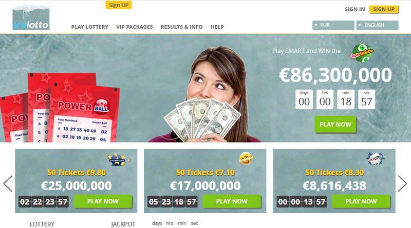 Lotto agent – как играть в зарубежные лотереи в россии