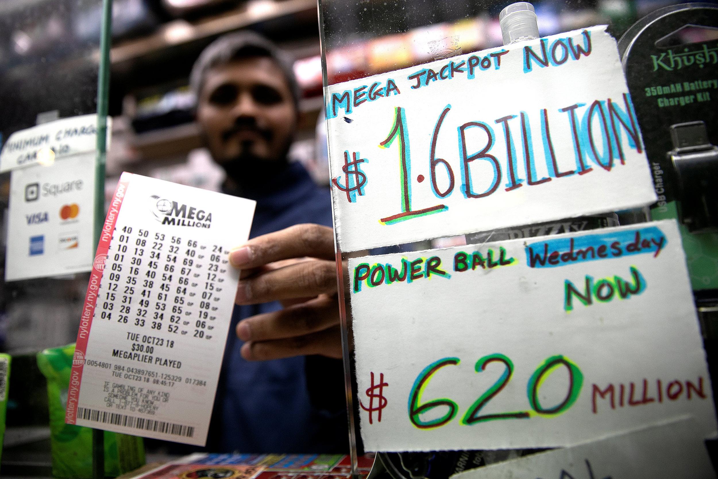 Мега миллионы — википедия. что такое мега миллионы