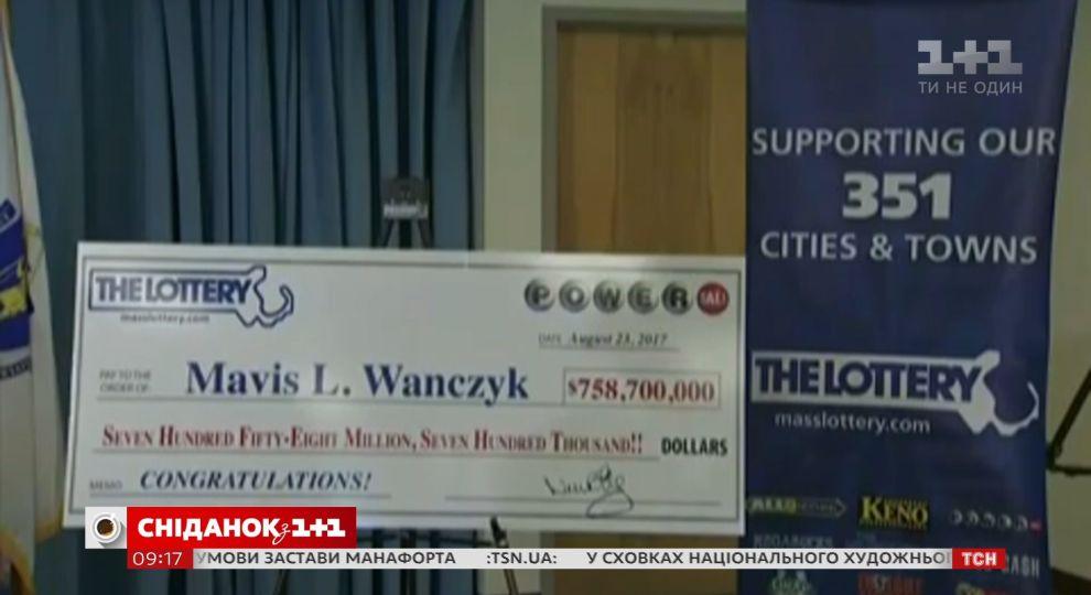 Самые крупные выигрыши в лотерею в мире :: businessman.ru