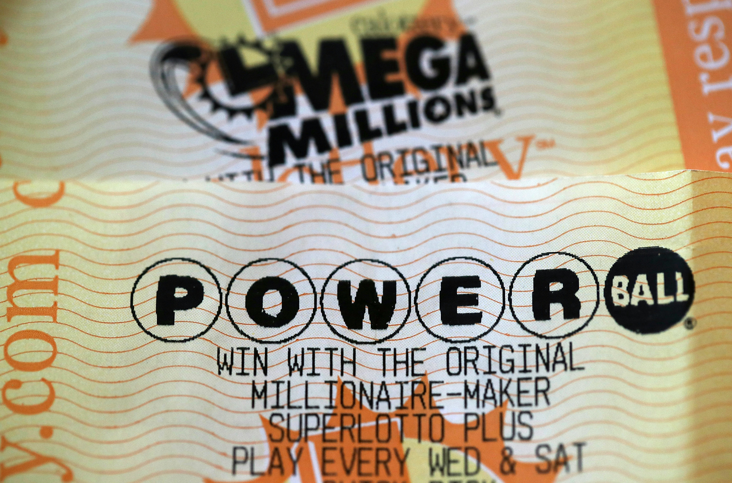 How to read the odds of winning the powerball