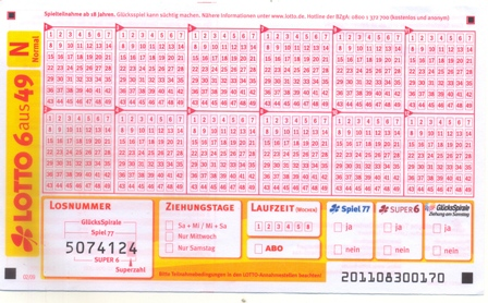 German state lotteries