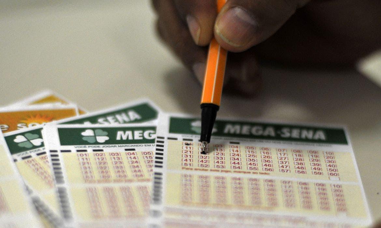 Бразильская лотерея mega sena (6 из 60)