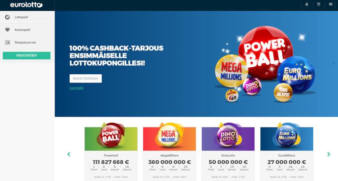Eurojackpot: viimeisimmät tulokset ja pelaaminen verkossa