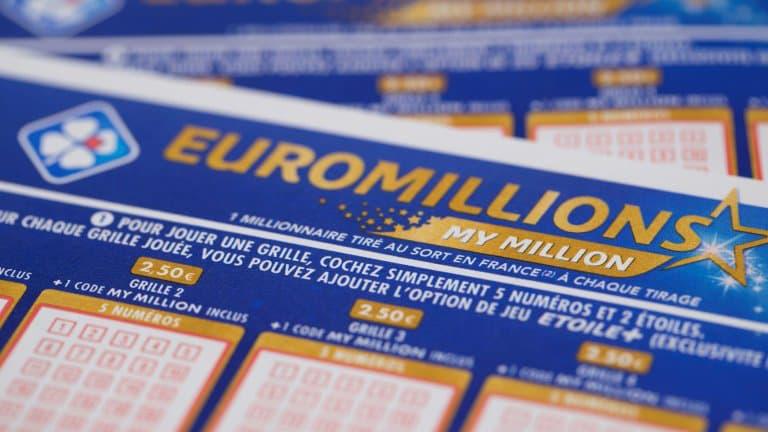 Résultat euromillions : tirage du 6 septembre 2019