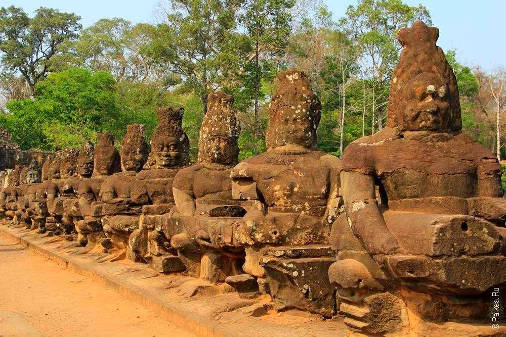 Памятка туристу по камбодже