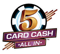 Nj lottery | 5 card cash 5 card cash