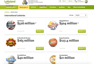 Play national spanish lottery online - lotto agent