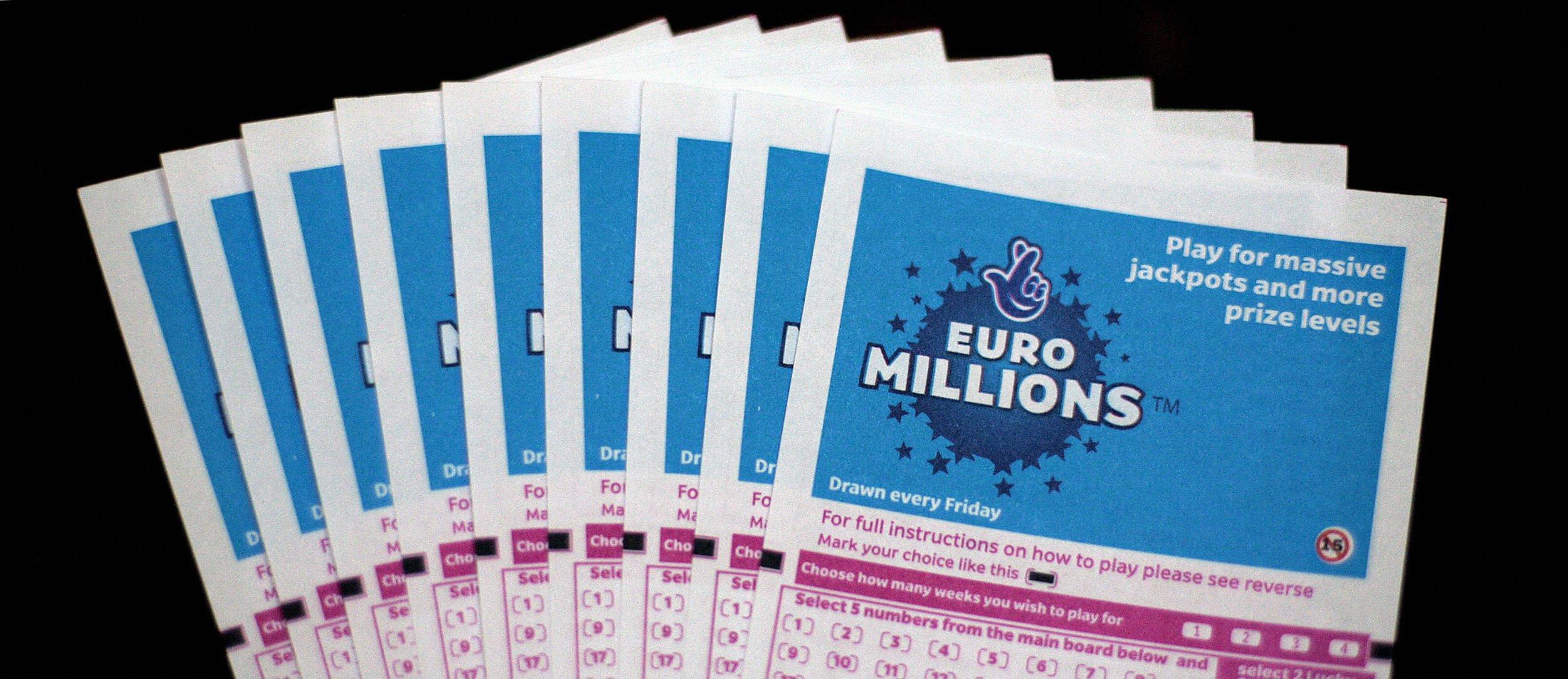 نتائج Euromillions ليوم 24 يونيو 2016