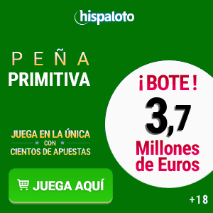Испанская лотерея la primitiva (6 из 49 + 1 из 10)