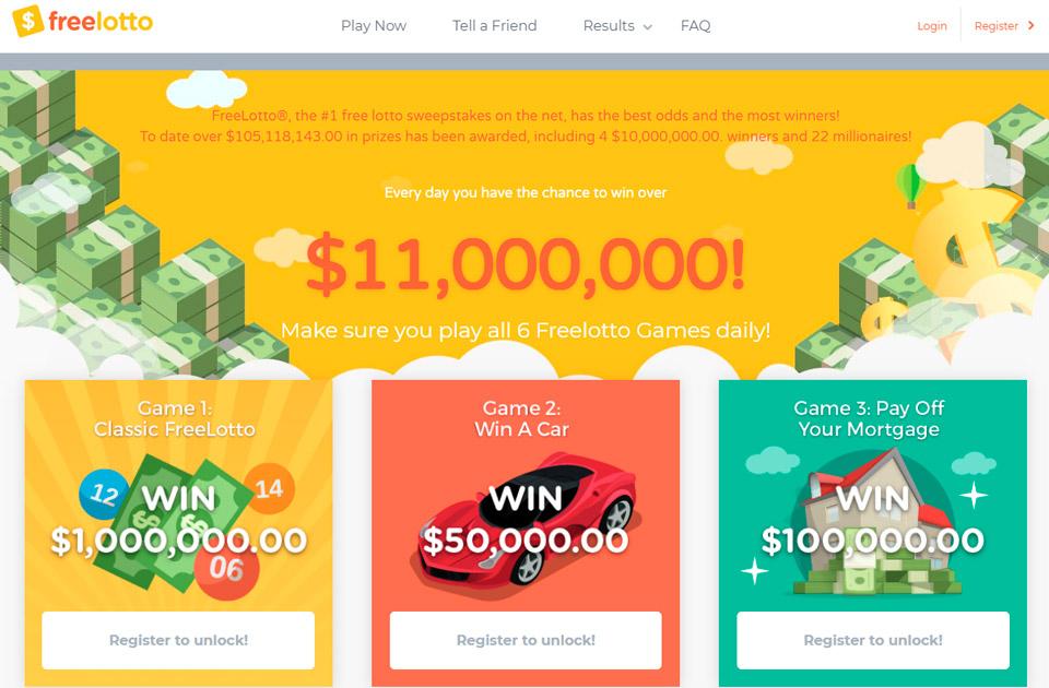 Как выиграть в лотерею онлайн реальные деньги?