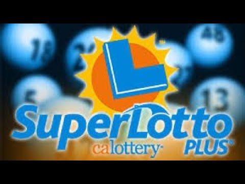 Californiens superlotto - lotterilotto spil