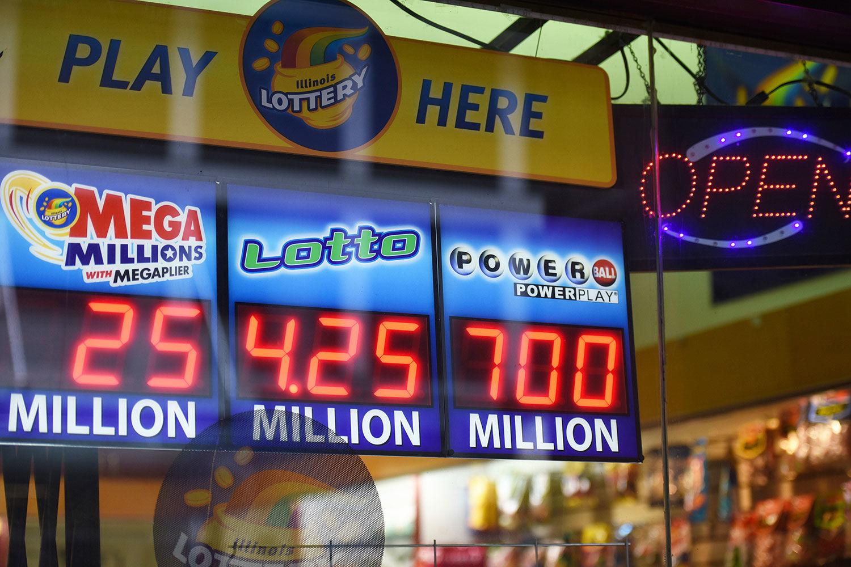 Шансы на выигрыш в лотерею грин кард?