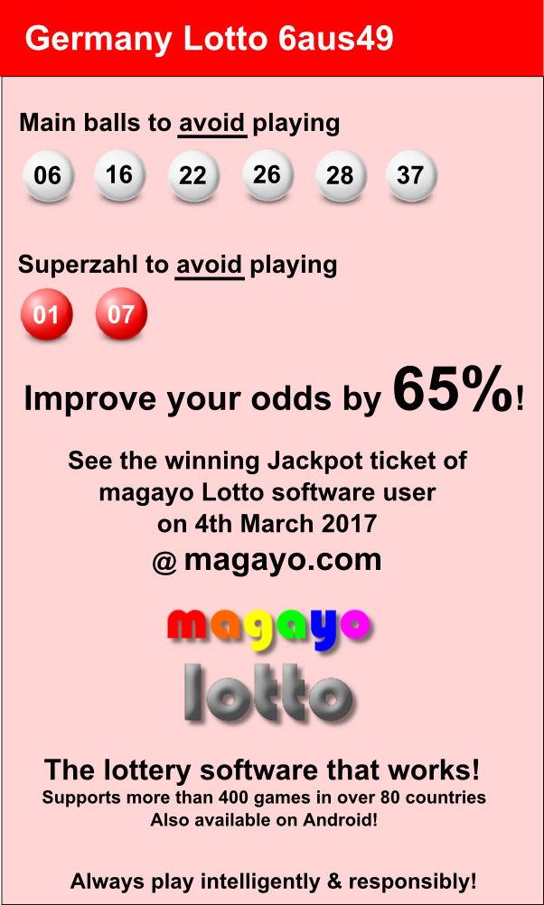 Play german lotto online: price comparison at lotto.eu