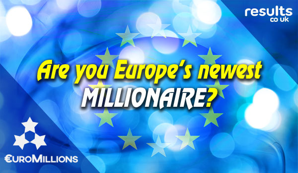 Euromillions my million : the winning codes and locations