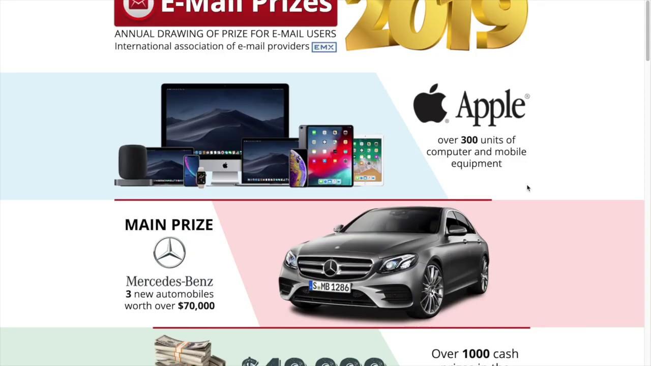 Поздравляем, вы выиграли! или что скрывается за лотереями в интернете | securelist