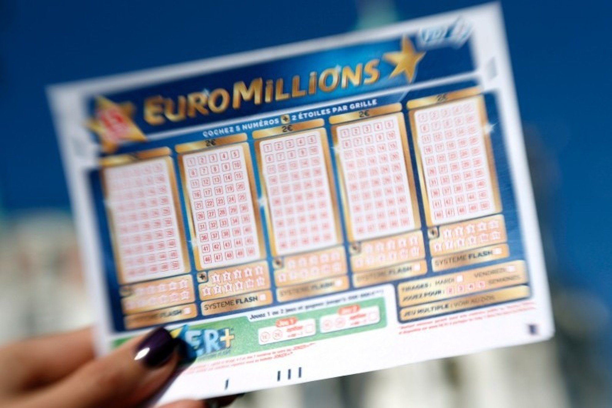 Résultat euromillions : tirage du 23 juillet 2019