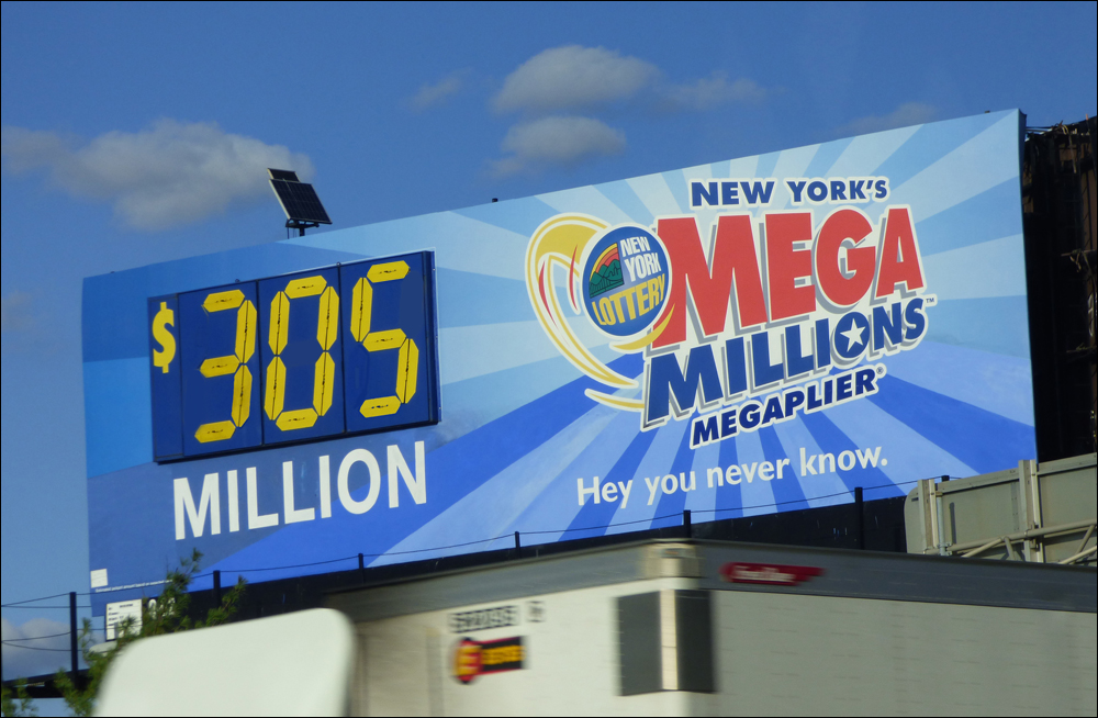 Самые крупные выигрыши в лотерею