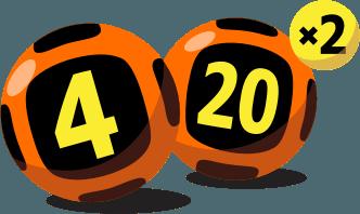 Как купить и выиграть онлайн в «гослото 4 из 20»