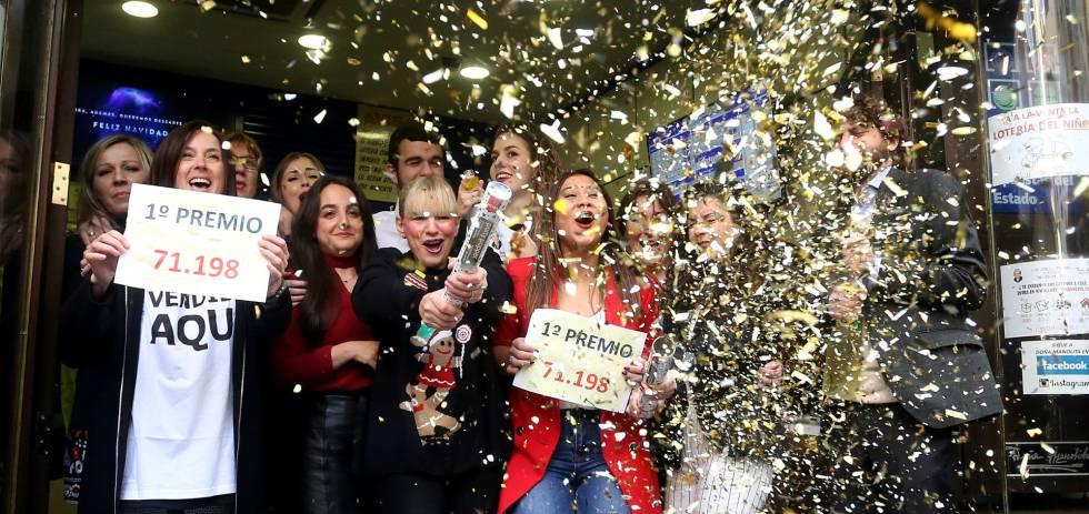 Испанская рождественская лотерея — википедия. что такое испанская рождественская лотерея