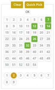 El gordo winning numbers - offcial el gordo results