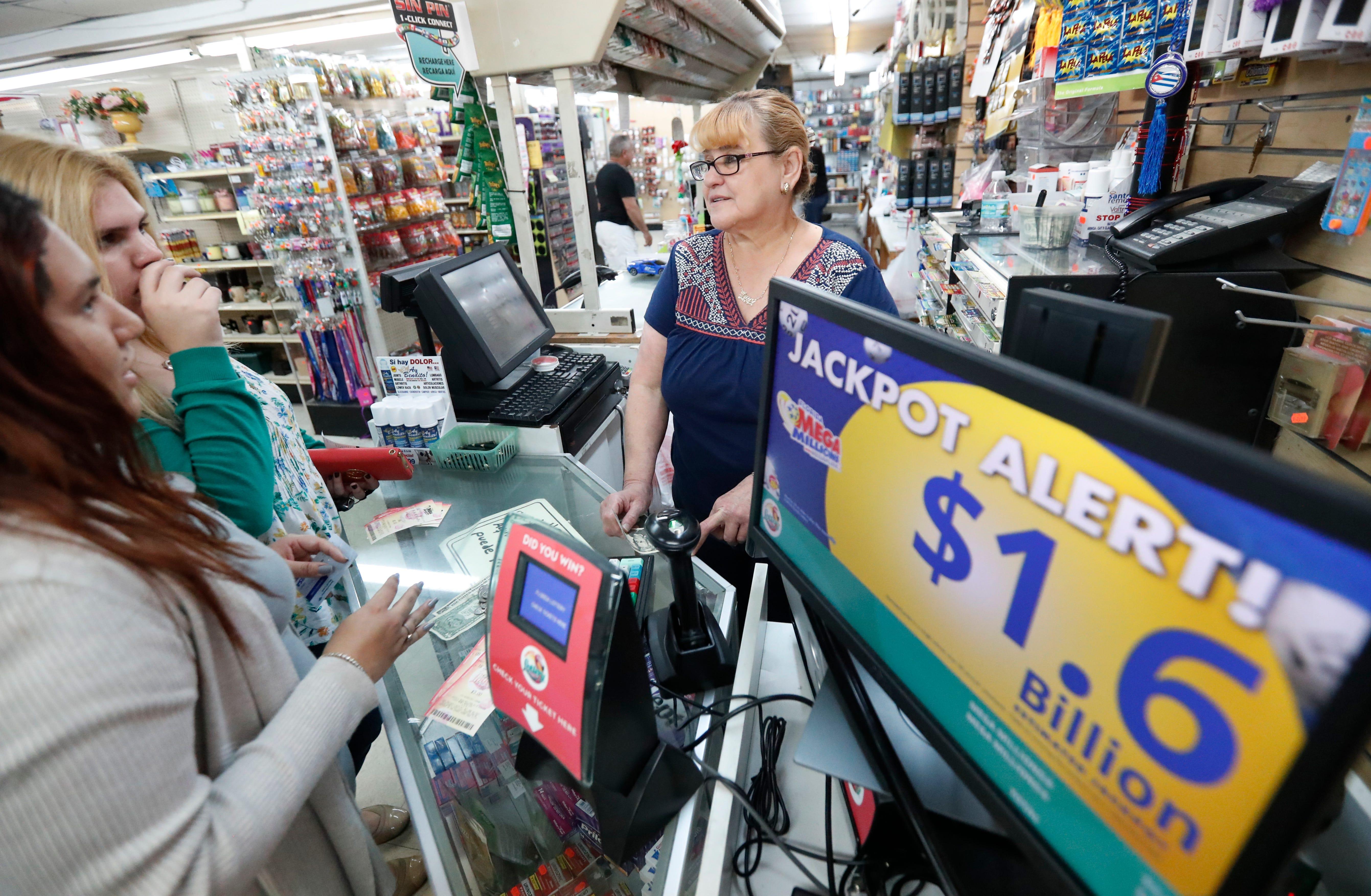 Rekordy kumulacji loterii - lottery jackpot records