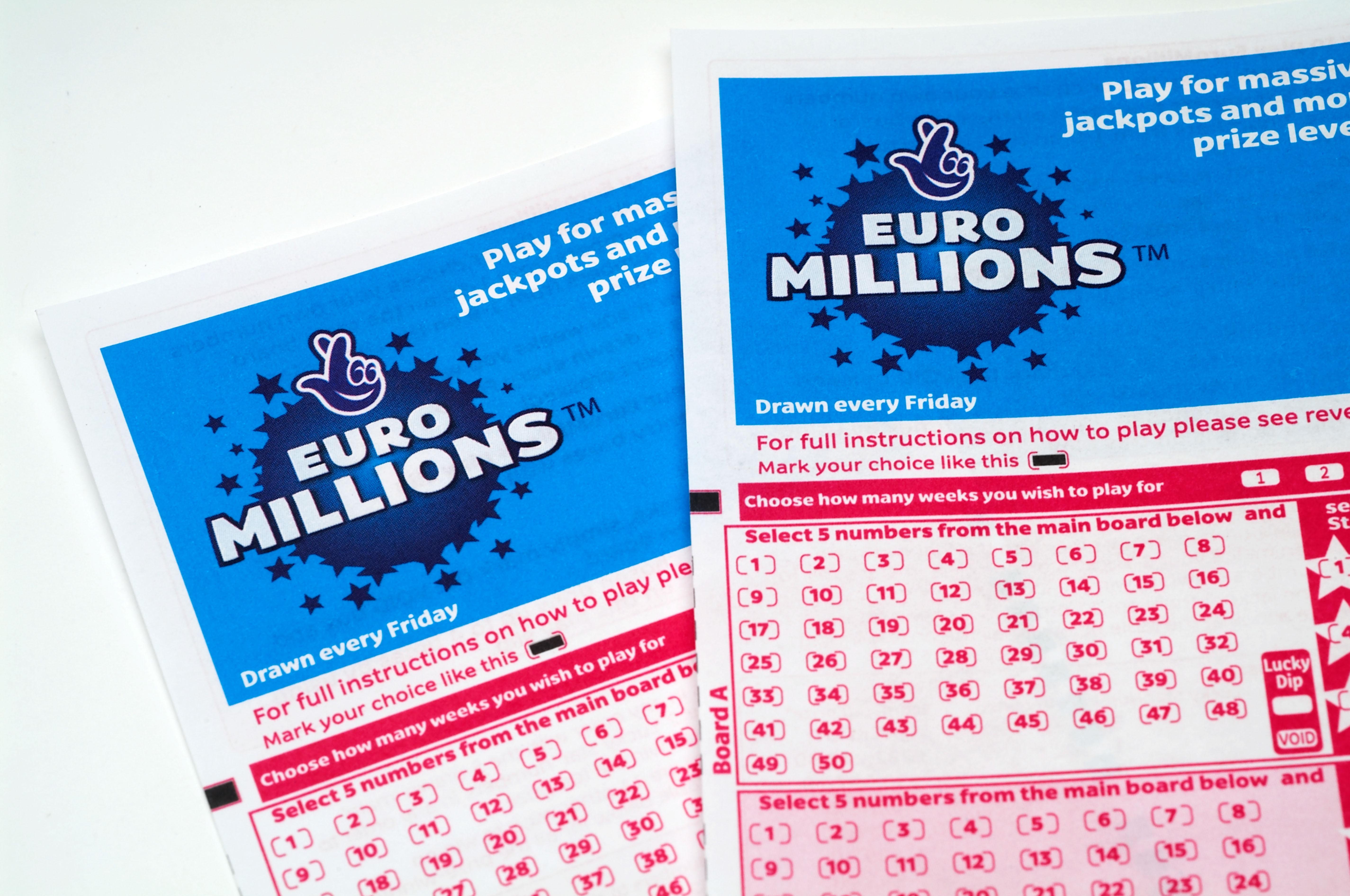 السحب السوبر الخاص من EuroMillions | السحوبات القادمة