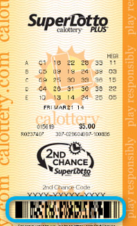 Resultados de la super lotería de California - superlotto plus números ganadores