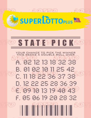 Californiens superlotto