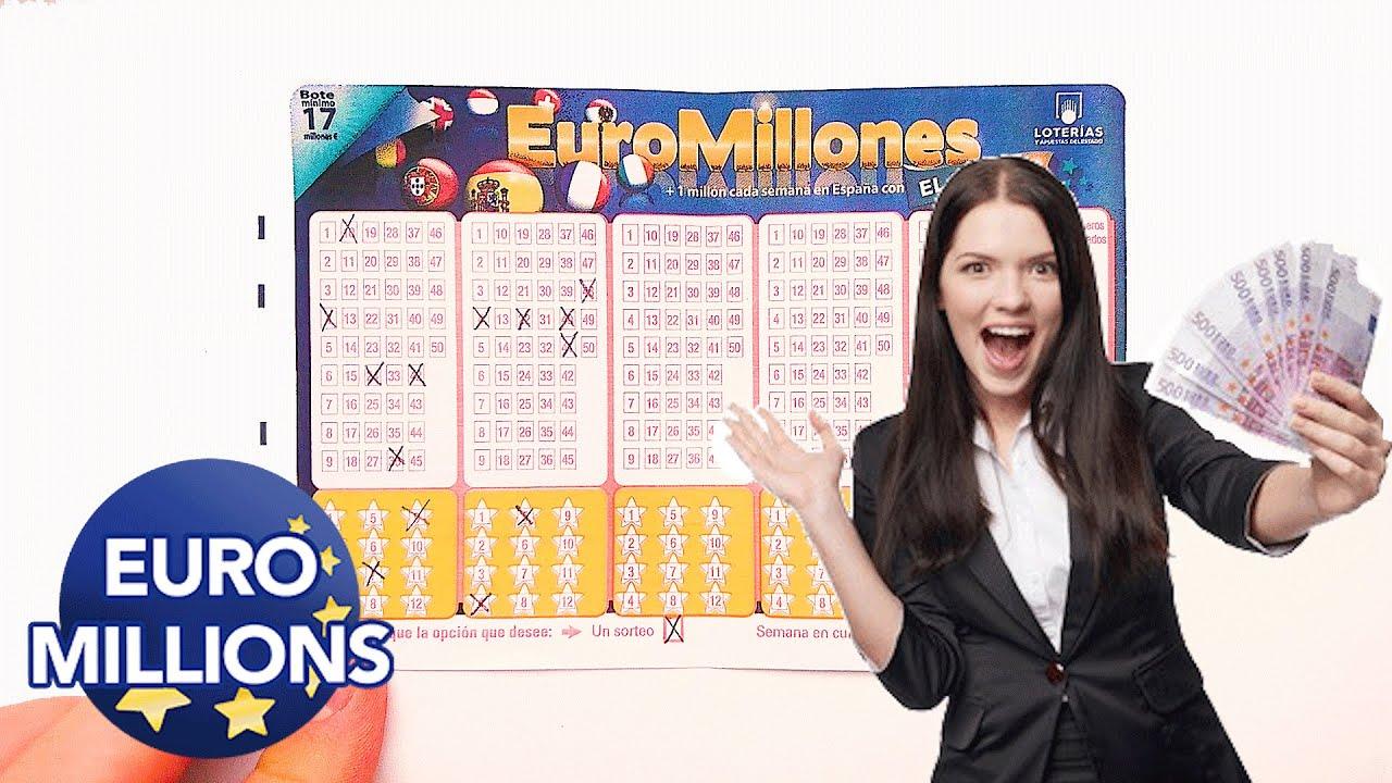 Популярная межнациональная лотерея euromillions