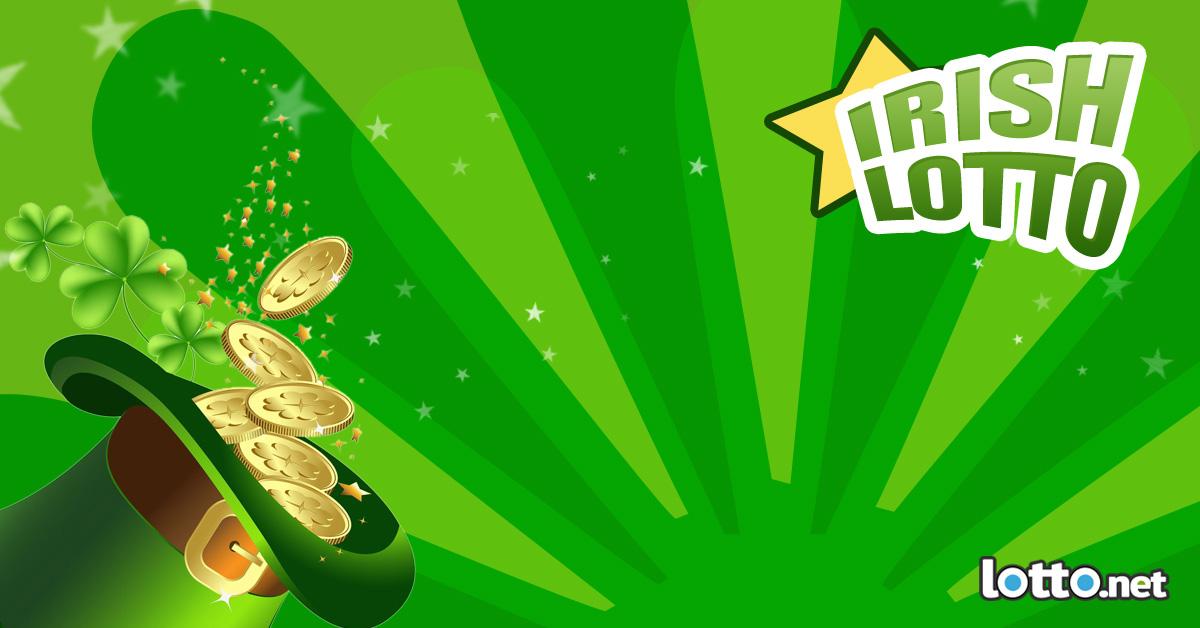 Ирландская лотерея daily million (6 из 39)