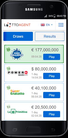 Лотерейный проект lotto agent: можно ли заработать?