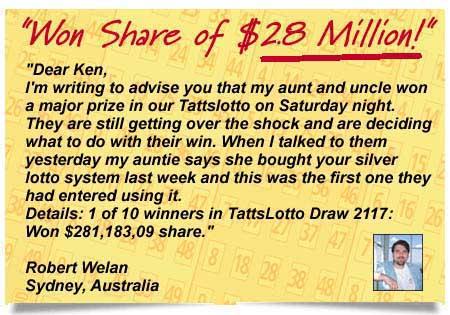 Австралийские лотереи - как принять участие находясь в россии   лотереи мира