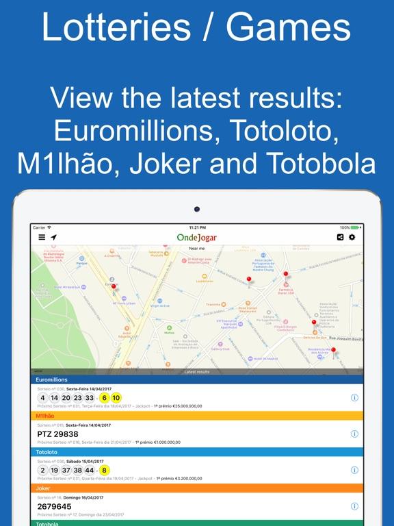 Португальская лотерея totoloto