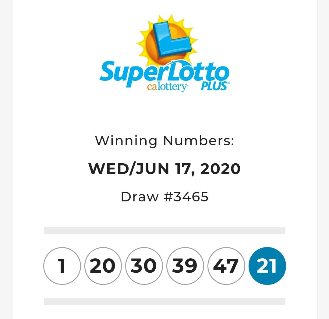 Spil california super lotto - køb super lotto plus billetter