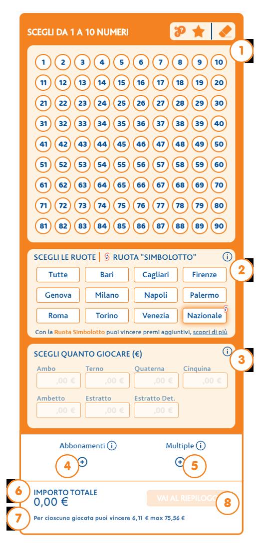 Per giocare online basta registrarsi - lottomatica.
