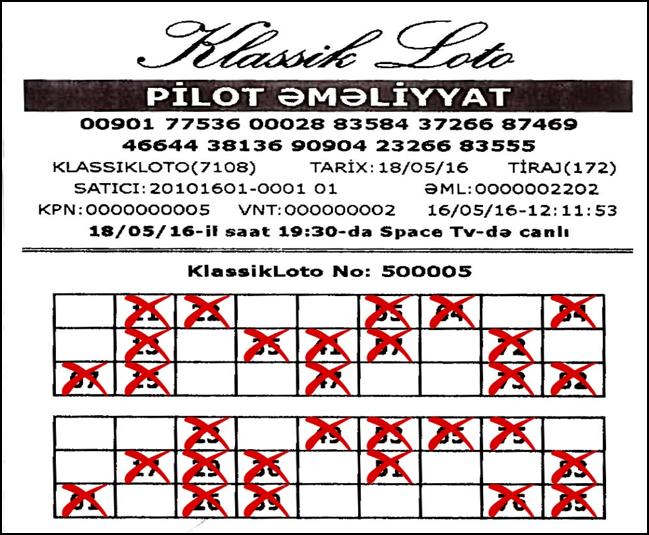 Проверить билет жилищной лотереи   результаты 409 тиража