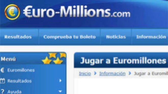 Euromillones - resultados anteriores
