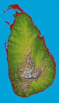 Остров шри-ланка в 2020