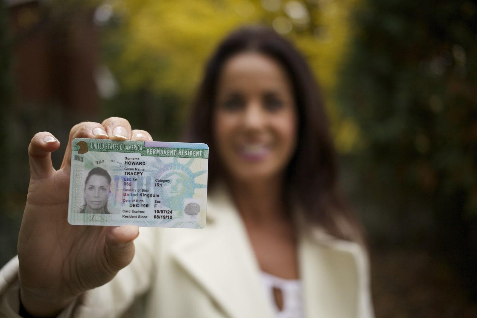Сша: лотерея green card в 2020 году