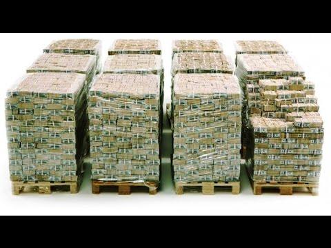 Как выглядит миллиард долларов: интересные факты          | bbf.ru